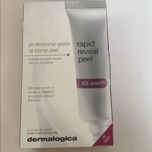 dermalogica Other - Dermalogica Rapid Reveal Peel 10 x 0.1oz(10 peels)